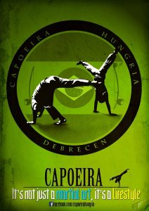 Capoeira Hungria, It's not just a martial art, it's a lifestyle