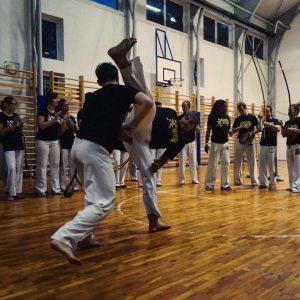hajdúszoboszló capoeira edzés