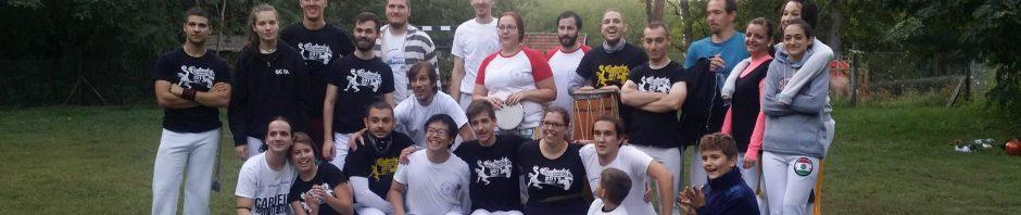 2017 - Capoeira Hungria - Bodaszőlő, Minitábor