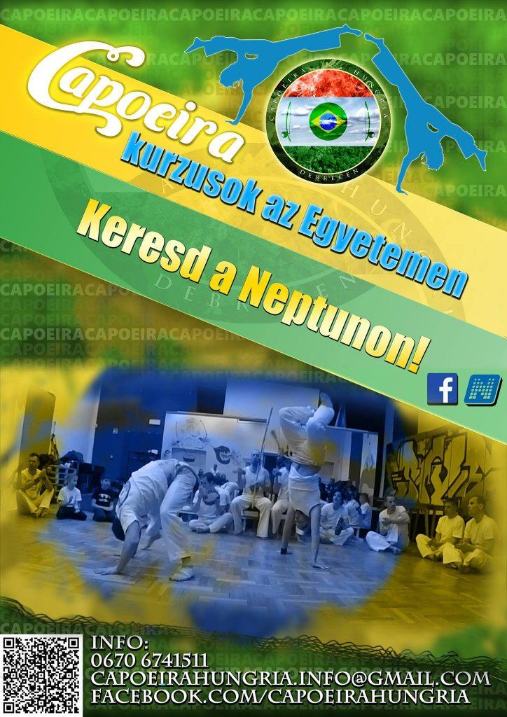 Capoeira - Debreceni Egyetem