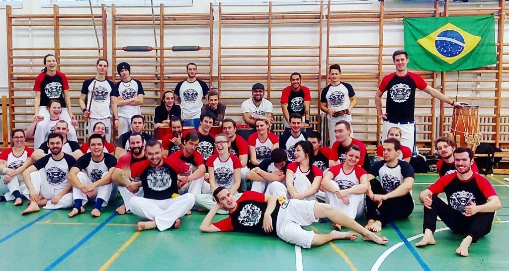 Békéscsaba Capoeira Workshop