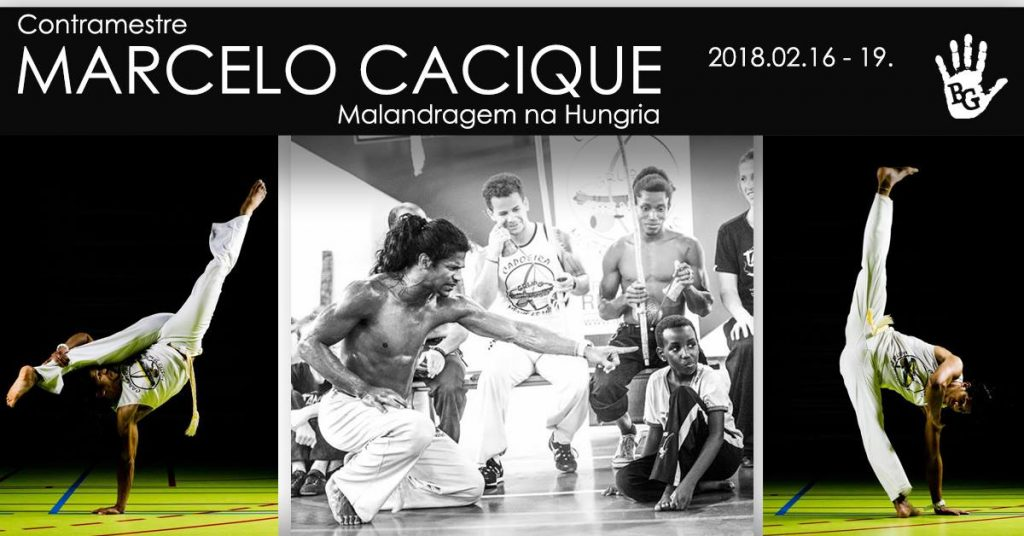 MARCELO CACIQUE - Workshop