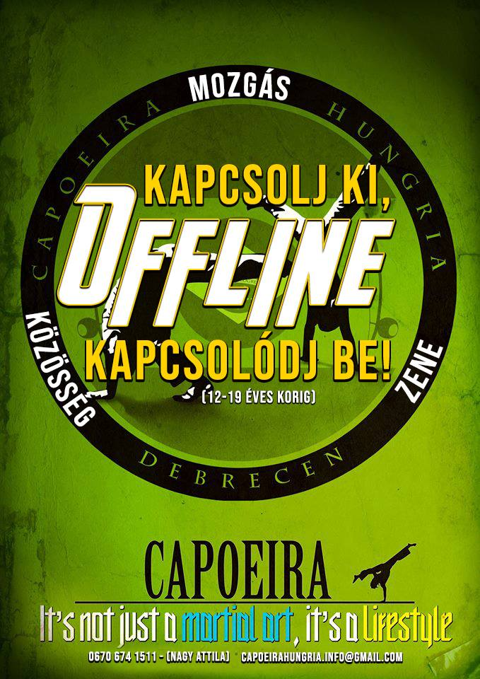 Offline Capoeira Hungria