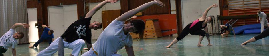 Capoeira edzés - Capoeira Hungria Debrecen
