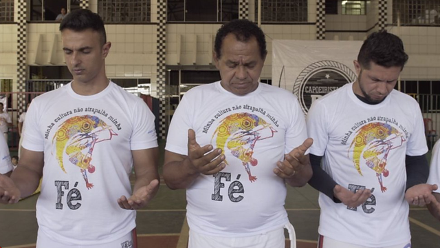 capoeira gospel