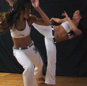 női capoeira mesterek