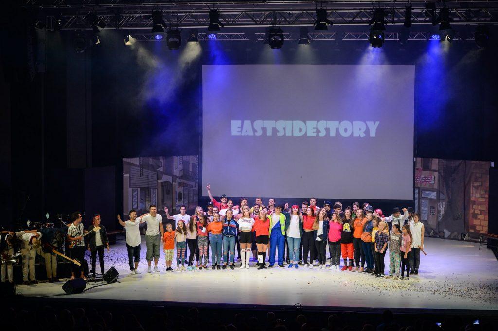 #Eastsidestory crew
