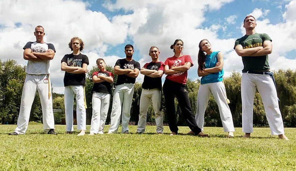 Capoeira Hungria - Békéscsaba