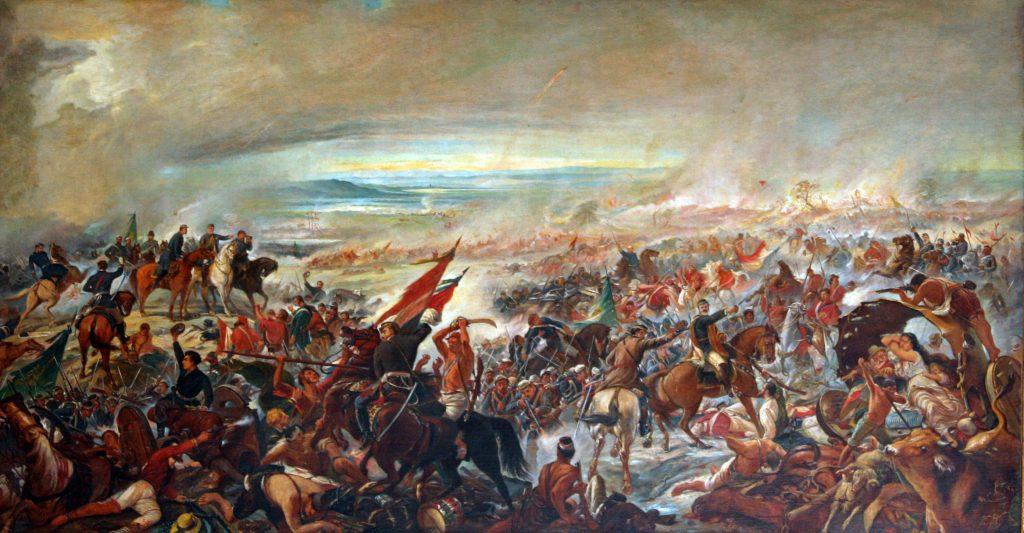 Batalha do Avaí - Pedro Américo