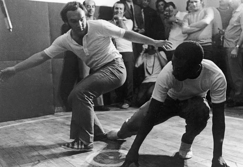 Pelé Capoeira