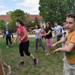 Epreskerti suli Offline előadás - közös mozgás